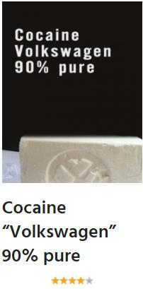 Buy cocaine Volkswagen