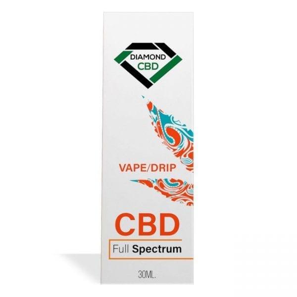 Diamond CBD Full Spectrum Vape/Drip Oil