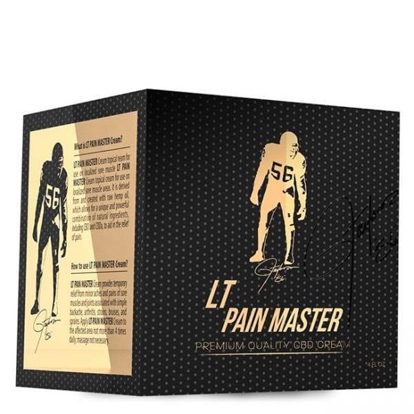 Lawrence Taylor Pain Master CBD Cream 1000MG