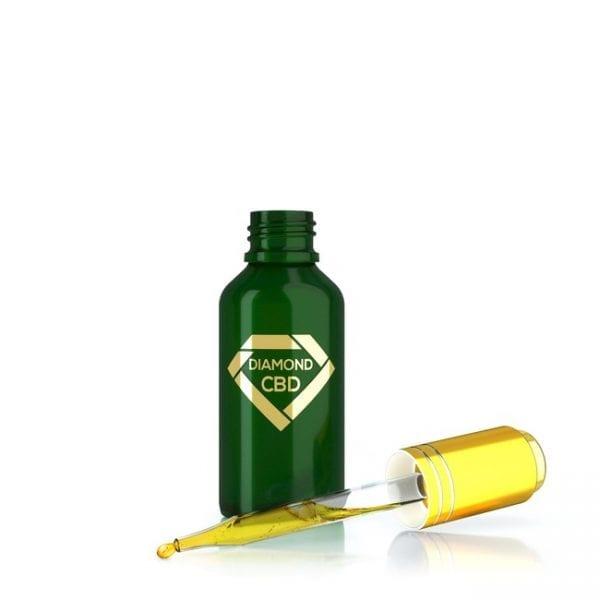 OG Kush Terpenes Diamond CBD Oil 1000 Mg