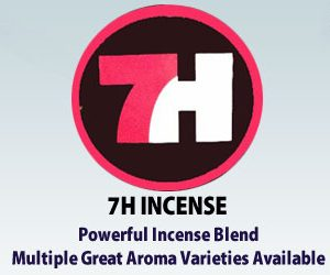 Buy 7H Liquid herbal Incense online