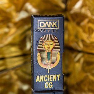 Ancient OG dank vapes cartridges