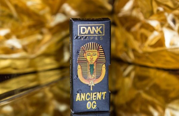 Ancient OG dank vapes cartridges