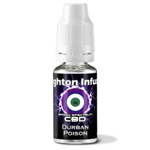 Buy Durban Poison Terpenes Infused CBD