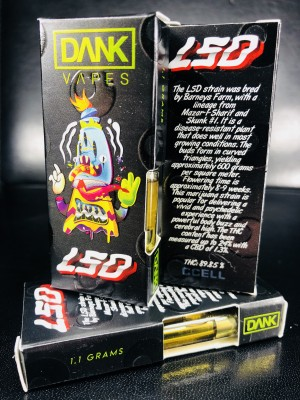 Buy LSD Dank Vapes Carts Online