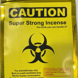 Buy Caution Herbal Incense for sale