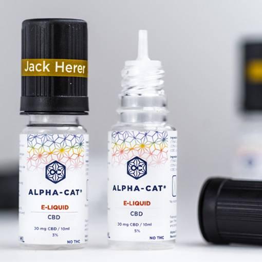 E- Liquid Jack Herer CBG