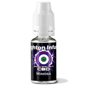 Buy 10ml Mimosa Terpenes Infused CBD E-Liquid