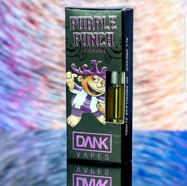 Buy Purple Punch Dank Vape Online