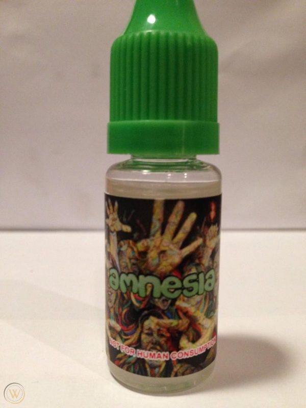 Amnesia liquid K2 spray